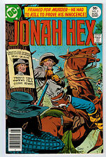 JONAH HEX #3 8.0 OFF-WHITE TO WHITE PAGES BRONZE AGE