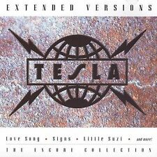 Tesla Extended Versions CD