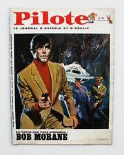 Pilote n°481 - 1969 - Journal d'Astérix et d'Obélix - Bob Morane -
