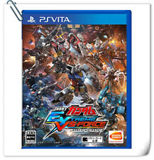 PSV Mobile Gundam Extreme VS Force ENGLISH Sony VITA Action Games Namco Bandai