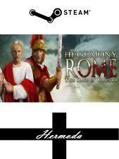 Hegemonía Roma: el surgimiento de la clave de vapor César-para PC Windows (el mismo día de despacho)