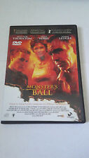 "DVD ""MONSTER'S BALL"" MARC FOSTER HALLE BERRY HEATH LEDGER"