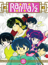 Ranma 1/2: Set 3 (DVD, 2014, 3-Disc Set) NEW