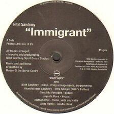 NITIN SAWHNEY - Immigrant - Outcaste