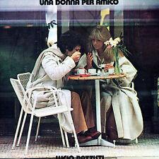 LUCIO BATTISTI - UNA DONNA PER AMICO - CD