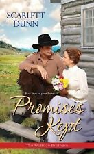 Promises Kept (The McBride Brothers)
