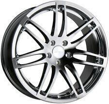"Audi TT VW Jetta IV Golf 2000-2006 chr rines 18"" 18""X8.0 ACE 5X100 Alloy wheel"