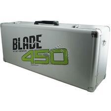 Protective Case for Blade 450 3D RC Helicopter Aluminum Carry Case Foam Insert
