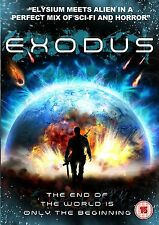 EXODUS  AKA WAR OF THE PLANETS       DVD   NEW & SEALED   SCI FI
