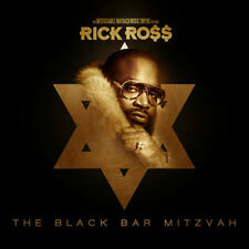 Rick Ross - The Black Bar Mitzvah Mixtape CD Maybach Music MMG