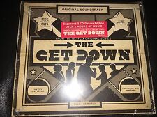 The Get Down 2016 Soundtrack 2 CD Zayn Christina Aguilera Telepathy Miguel +++