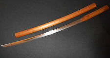 SIGNED--WW II Japanese Officer Samurai Sword -Old/Antique/WW2 Katana/Collection