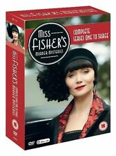Miss Fisher's Murder Mysteries Series 1-3 Season 1 2 3 Fishers R4 DVD (13 Discs)