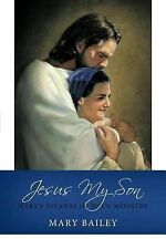 Jesus My Son : Mary's Journal of Jesus' Ministry by Mary Bailey (2012,...