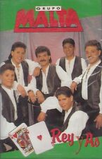 Grupo Malta Rey Y As Cassette New Sealed