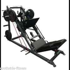 Revolution Leg Press/Hack Squat Machine