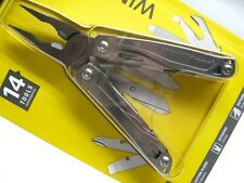 LEATHERMAN Stainless WINGMAN Multi-Tool Plier Knife Wire CUTTER Scissors! 831425