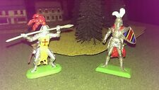 Vintage Medieval Knight 1971 Collectible Britains Ltd. Miniature from England