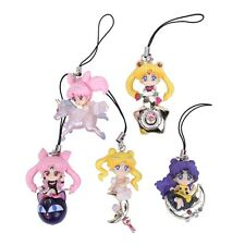SAILOR MOON - SET 5 MINI FIGURAS / 5 MINI FIGURES SET 5cm