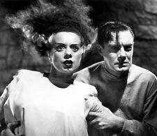 Elsa Lanchester & Colin Clive UNSIGNED photo - B2098 - The Bride of Frankenstein