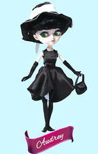 NEW TANGKOU DOLL AUDREY HEPBURN BDS10 LIMITED EDITION