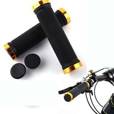 2pcs Mountain Cycling Bike Bicycle MTB Handlebar Rubber Anti-slip Handle Grips a