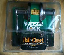 Weiser Lock SARATOGA Hall & ARMADIO non leva di bloccaggio porta