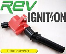 REV High Output Performance Ignition Coil 10-15% MORE SPARK DG508 5.4 4.6 Ford