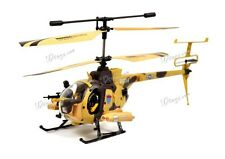 "Large RC Army Defender 12"" 3.5 CH RC Helicopter with Gyro RTF 258 US Seller"