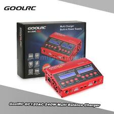 GC120AC 240W Multi Balance Charger/Discharger for LiPo Lilo Pb RC Battery R0O1