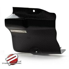 Password JDM Dry Carbon Fiber Battery Cover 2008-2014 - Subaru WRX / STi