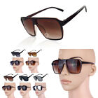 Fashion Retro Thick Big Frame Eyeglasses Women's Men's Sunglasses Glasses