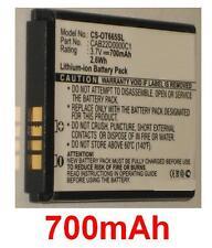 Batterie 700mAh Pour ALCATEL One Touch OT-665,OT-665X,CAB22B0000C1,CAB22D0000C1