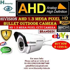 HiVision 1.3MP HD CCTV Camera with 20 Mtr. Night Vision Bullet (Outdoor)3
