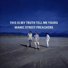 MANIC STREET PREACHERS - THIS IS MY TRUTH TELL ME YOURS  CD 13 TRACKS ROCK NEU