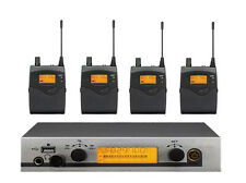 High-end EW300 IEM G3 In Ear Wireless Monitor System For Big stage 4 receiver