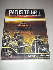 Paths to Hell: Operation Barbarossa, June-December 1941 (New)