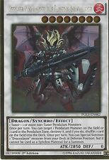 YU-GI-OH: IGNISTER PROMINENCE, THE BLASTING DRACOSLAYER GOLD RARE PGL3-EN062 1ST
