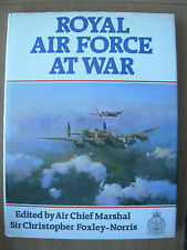ROYAL AIR FORCE AT WAR By IAN ALLAN HB BOOK