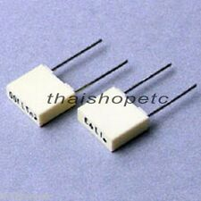 10 x 0.1uF 63V 105C 5% Metalized Polyester Film Capacitor General Purpose