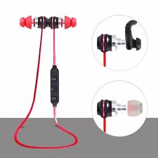 Sport Bluetooth v4.1 Wireless Stereo Kabellos Kopfhörer Ohrhörer In Ear Headset