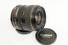Canon EF 28-80mm f/3.5-5.6 USM ZOOM LENS MOUNT in metallo