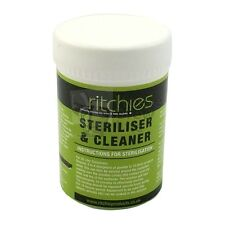 Ritchies Steriliser and Cleaner 100g - Home Brew Beer and Wine