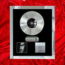 GEORGE MICHAEL OLDER MULTI +SYMPHONICA PLATINUM DISC FREE SHIPPING TO TENERIFE!!