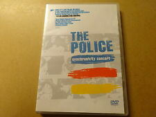 MUSIC DVD / THE POLICE: SYNCHRONICITY CONCERT