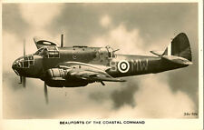 AVIATION :-Beauforts of the Coastal Command  RP- VALENTINES