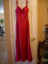 Da Vinci Prom Or Bridesmaid dress NWT Fuchia  size 8