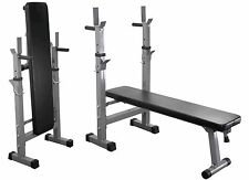 Weight lifting bench Dip station Folding & Adjustable Home Gym Training