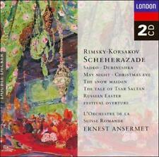 Nikolay Rimsky-Korsakov: Scheherazade; Sadko; Dubinushka; May Night;...