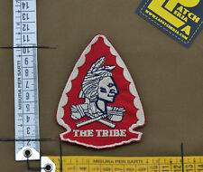 "Ricamata / Embroidered Patch Devgru ""The Tribe"" with VELCRO® brand hook"